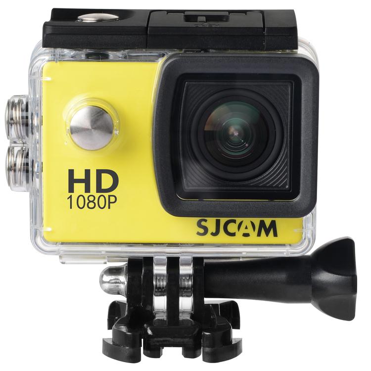 SJCAM SJ4000 CZ MENU Barva: Žlutá
