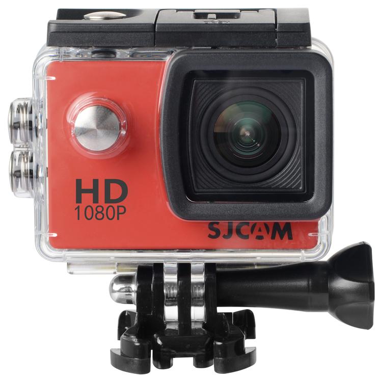 SJCAM SJ4000 CZ MENU Barva: Červená