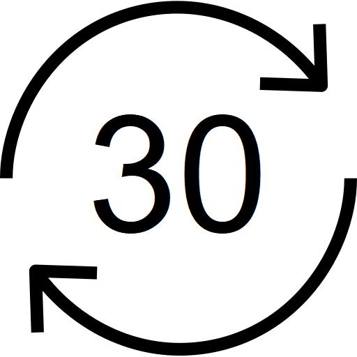 30 dní na výměnu zboží