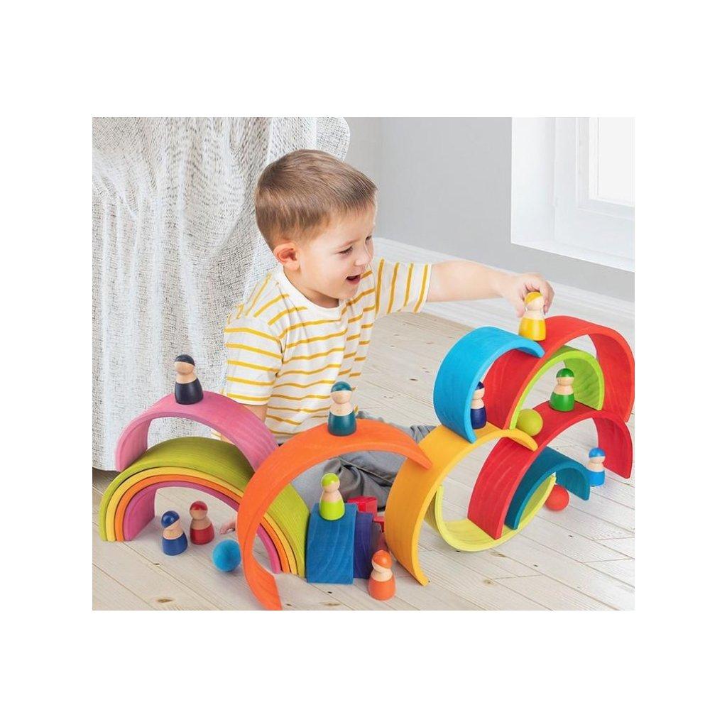 Exkluzivní Sada Montessori