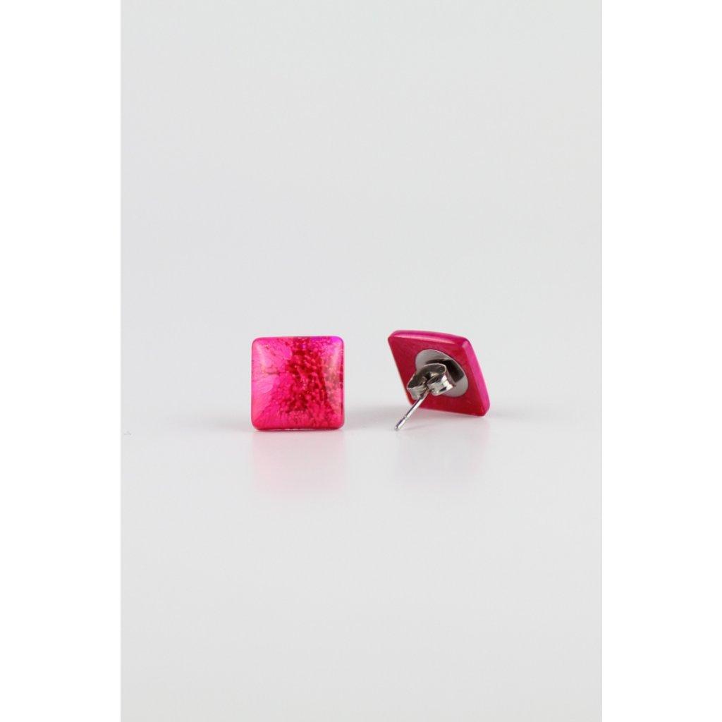 Náušnice Pink 180