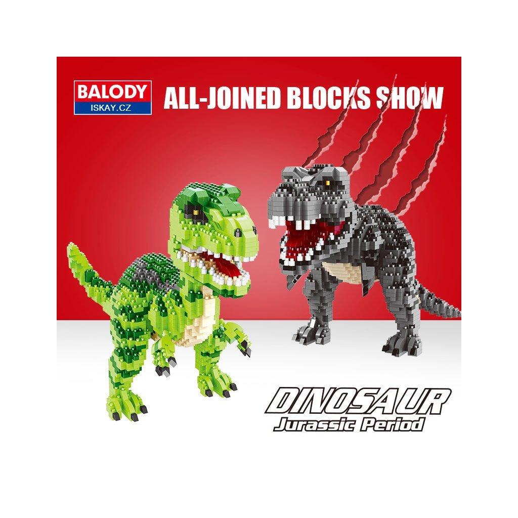 Dinosaurus Nanoblock
