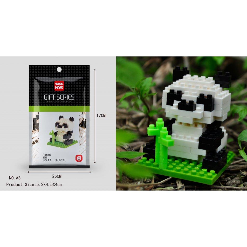 Panda Nanoblock