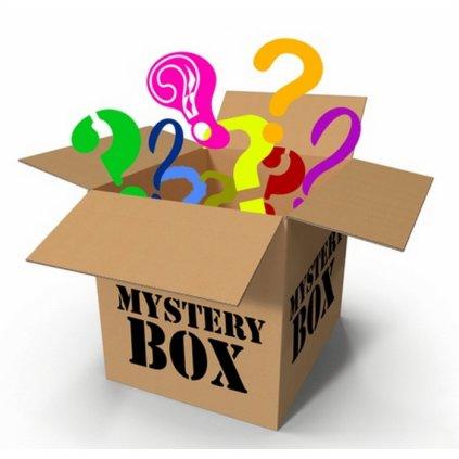 Mystery Nanoblock box