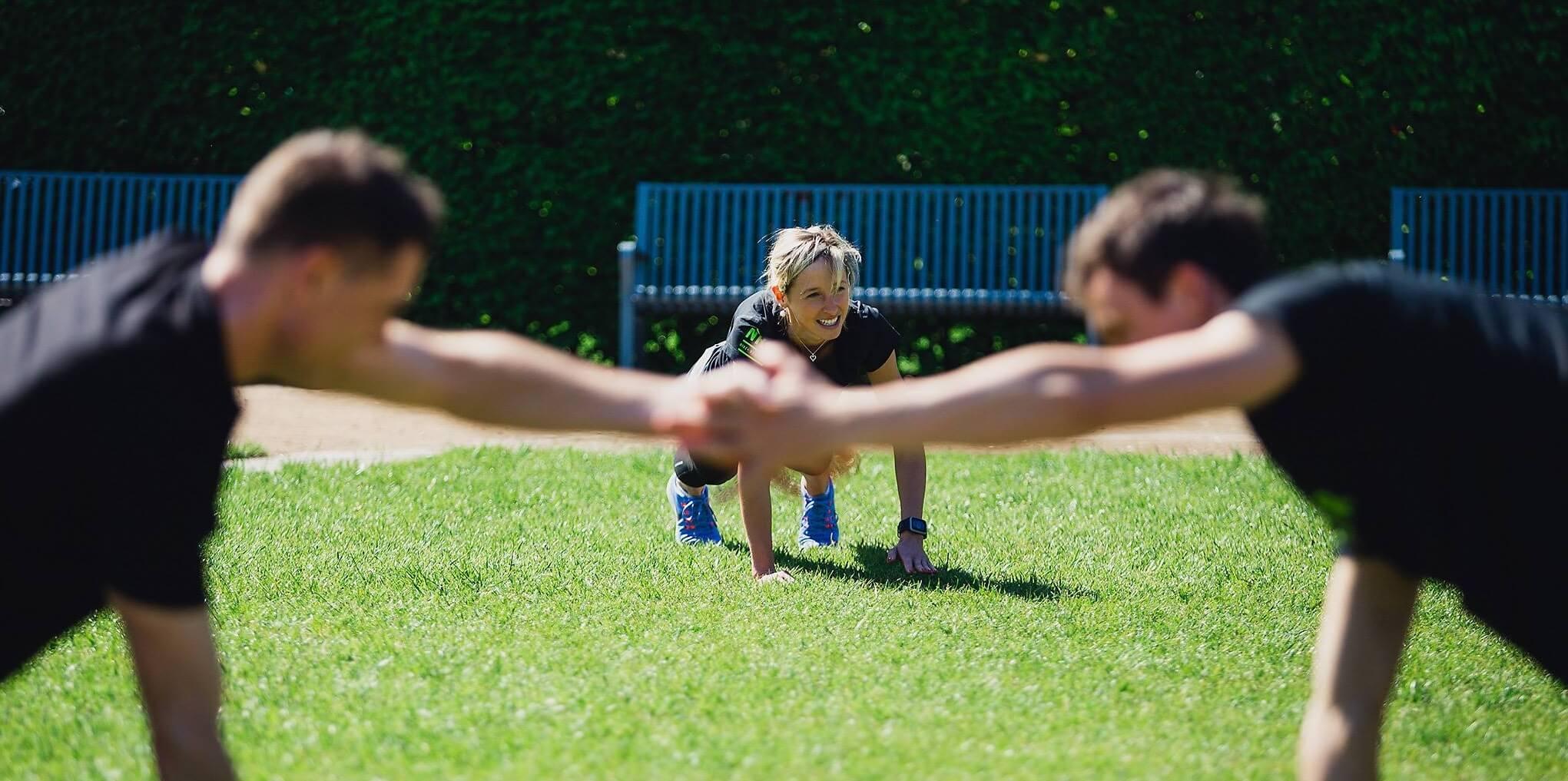 Jak zvládnout trénink v horku?