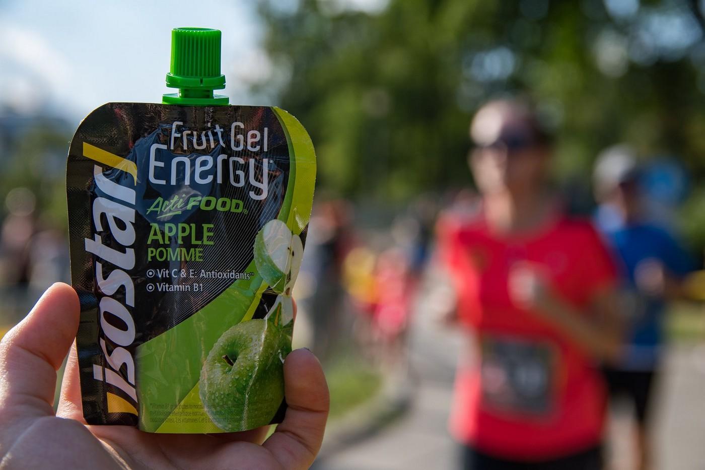 Rozběhni to: Co jíst před a během běhu