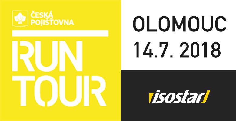 Run Tour Olomouc 14.7. 2018