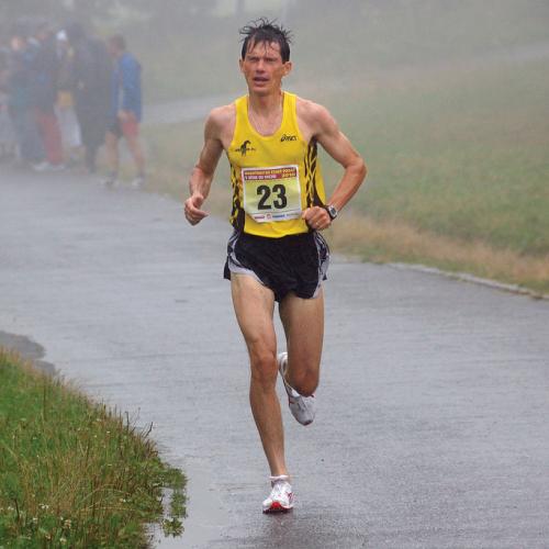 Robert Štefko - atletika