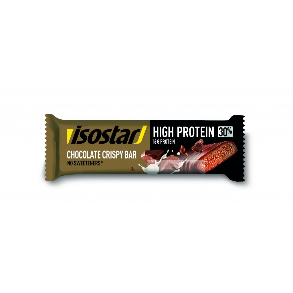 ISOSTAR HP30 Bar Chocolate Crispy 55g
