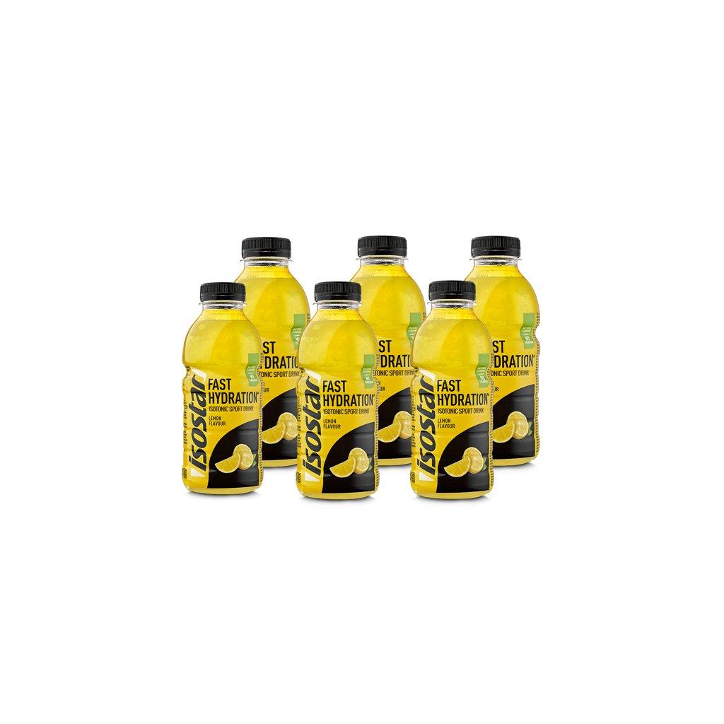 Isostar PET Lemon