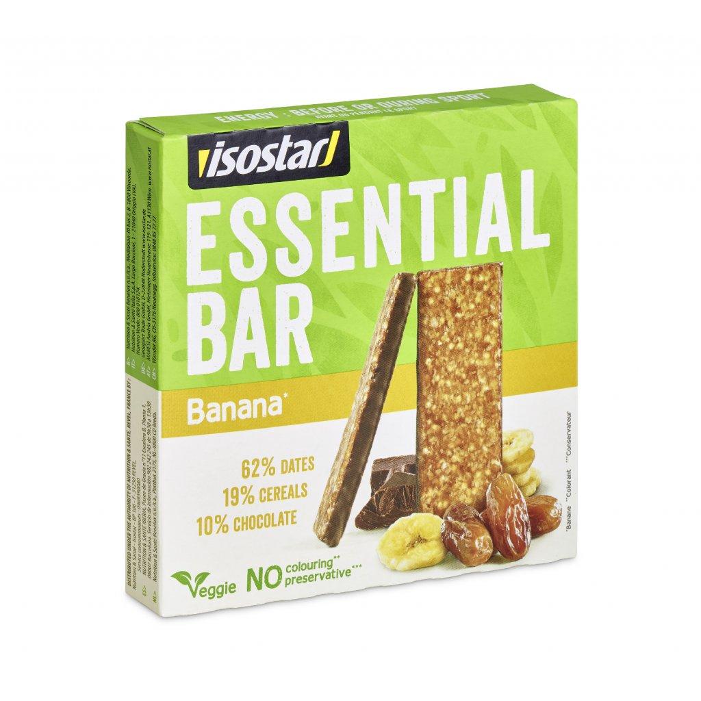 Essential Bar Banana 3x35g
