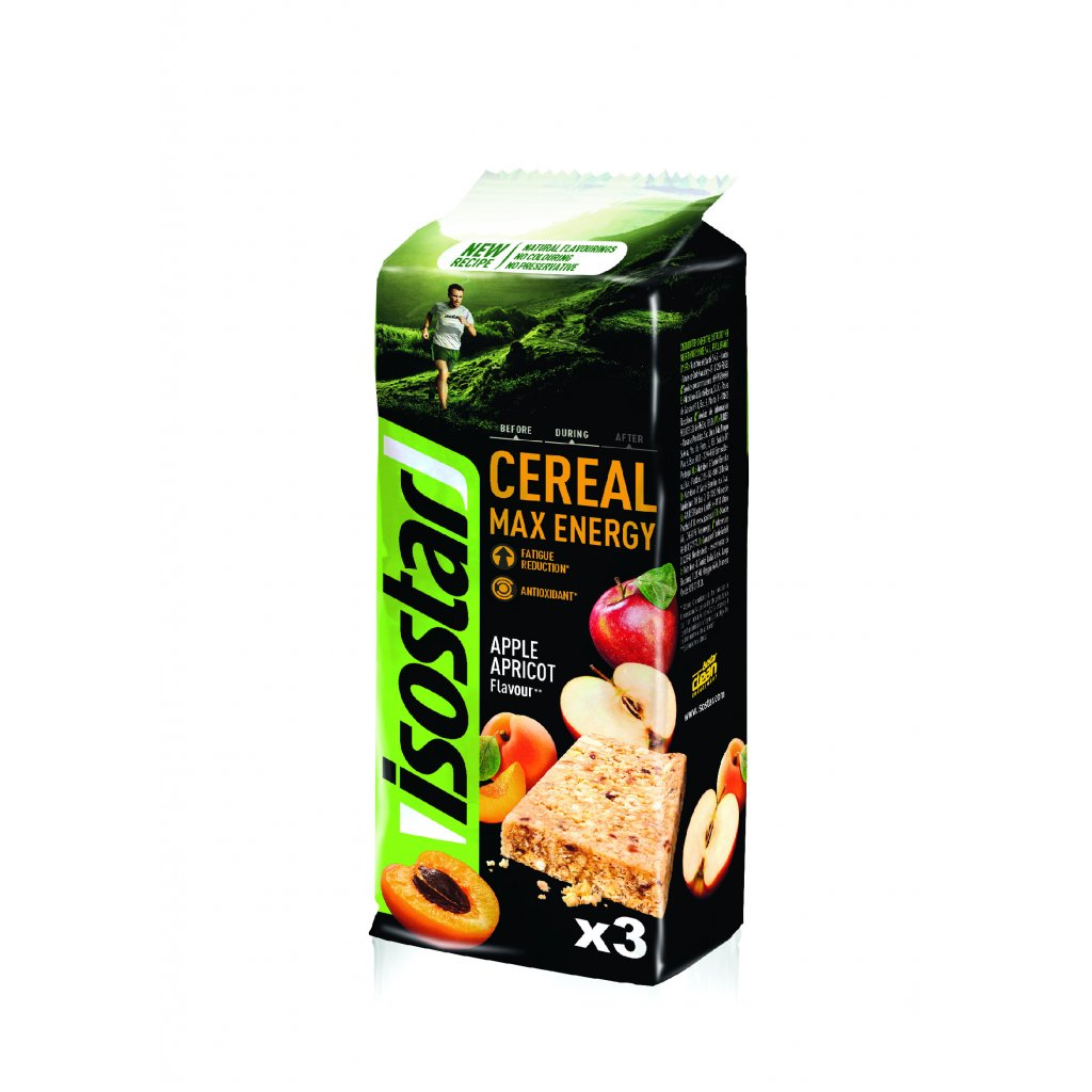 Cereal Max Apricot 3x55g