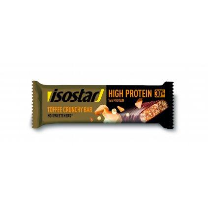 ISOSTAR HP30 Bar Toffee Crunchy 55g