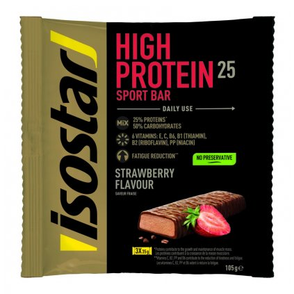 Protein bar 3x35g strawberry