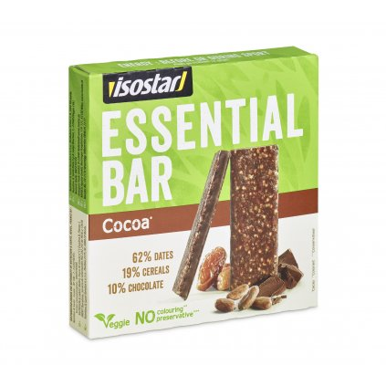 Essential Bar Cocoa 3x35g