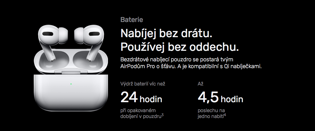 Apple AirPods PRO bezdratove