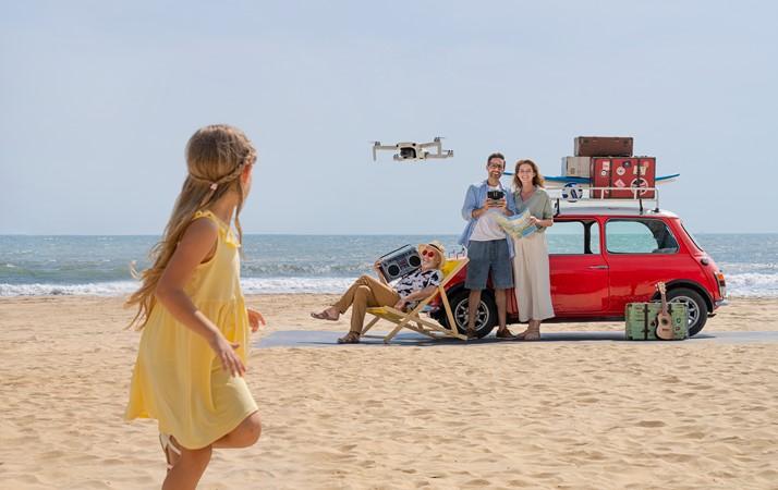 Dron DJI Mini 2 (CP.MA.00000312.01) test