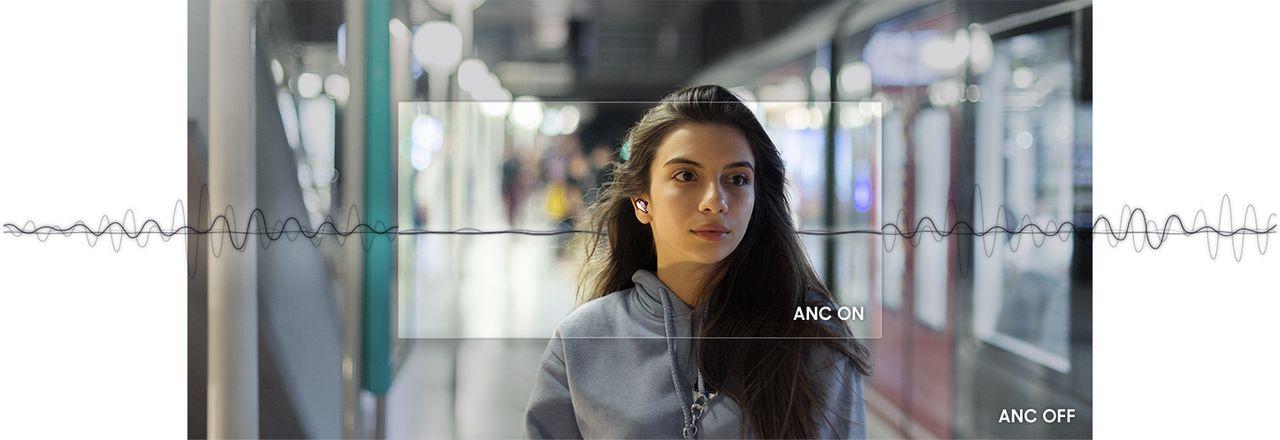 Samsung Galaxy Buds Live - bezdrátová sluchátka AKCE