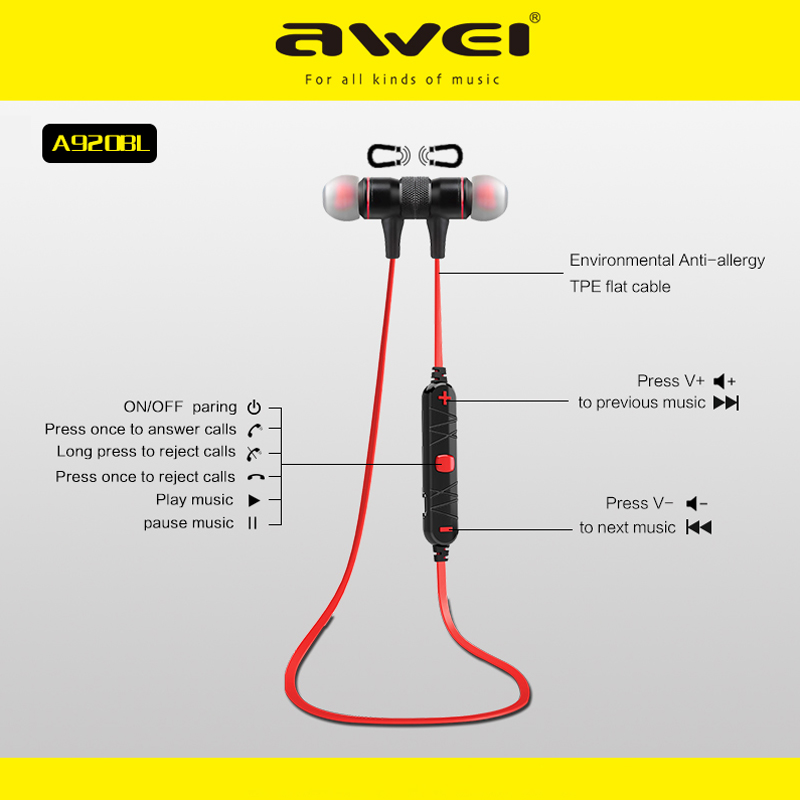Original-Awei-A920BL-Wireless-Bluetooth-Earphone-4-0-Bluetooth-Headset-Headphone-With-Mic-Sports-Stereo-Earphone-3