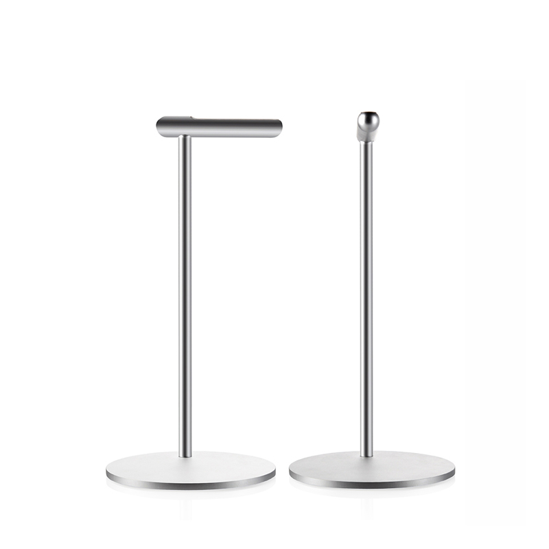 Fashion-Headphones-aluminum-desktop-stand-Holder-Headset-hanging-bracket-Headphone-Stand-base
