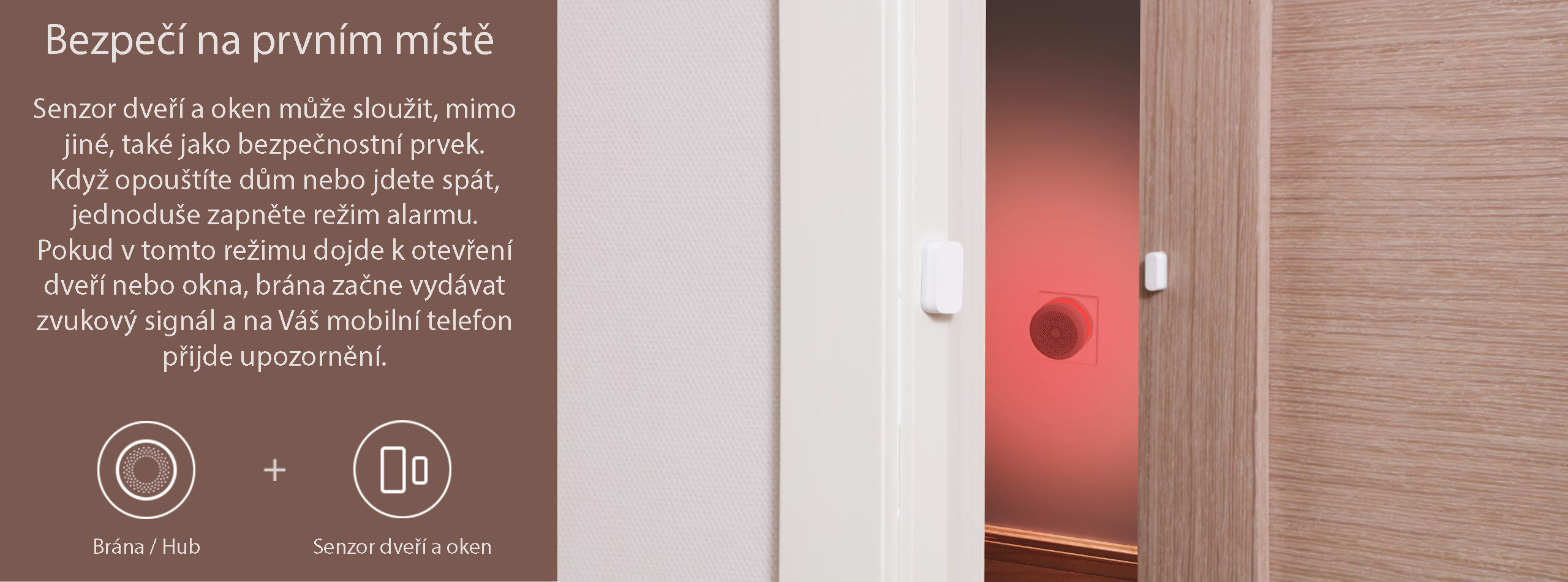 Xiaomi Aqara Door and Window sensor Senzor dveří a oken 4