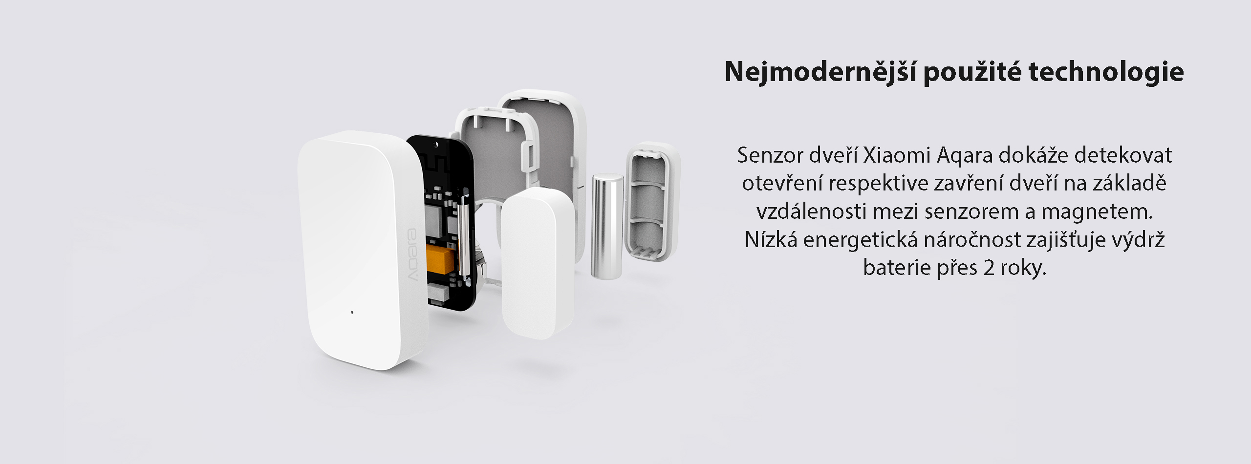Xiaomi Aqara Door and Window sensor Senzor dveří a oken 6