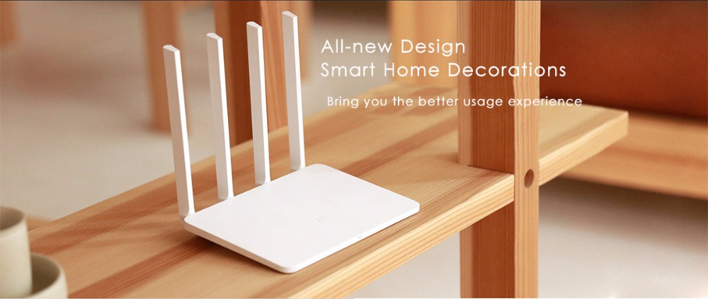 XIAOMI MI WIFI ROUTER 3 smart home