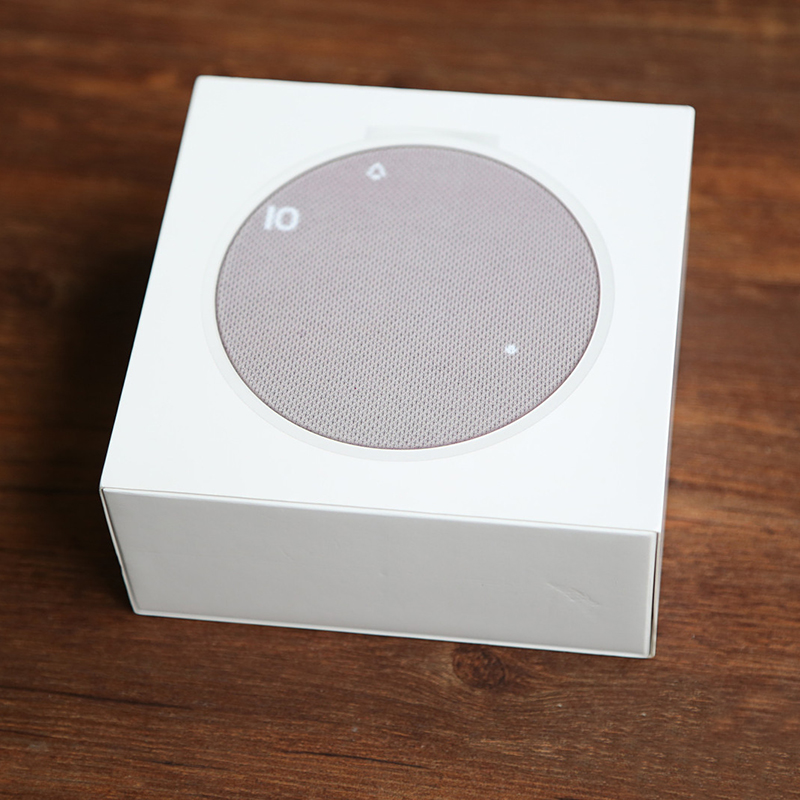 Original Xiaomi Mi Music Alarm Clock Portable Speaker Clock Bluetooth 4 1 10M 2600mah Standby 360 3 chytrý budík hodiny istage xiaomi market