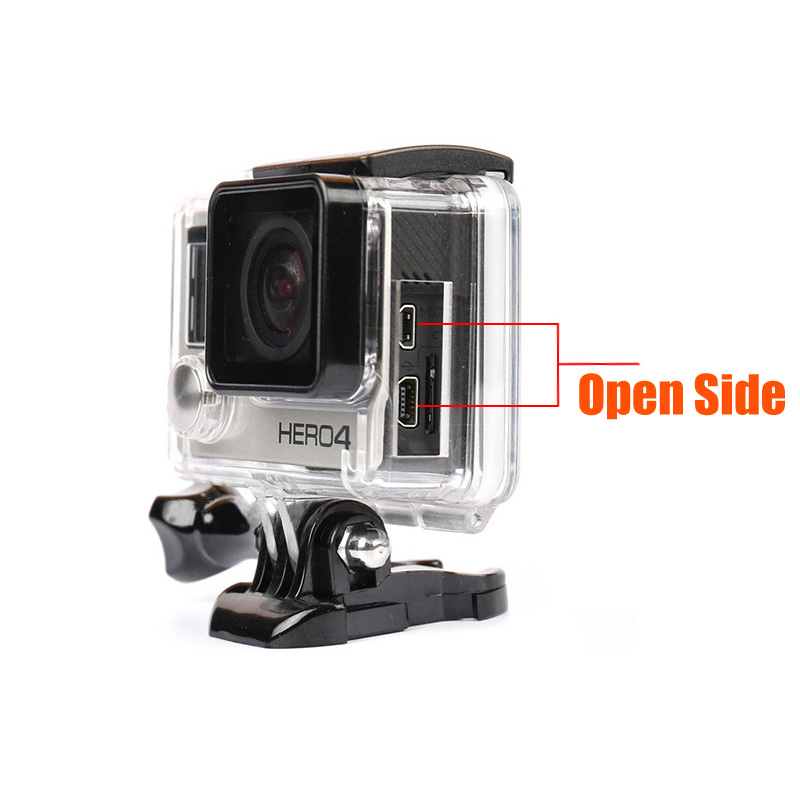 SHOOT-Open-Side-Protective-Housing-Case-for-Gopro-Hero-3-4-Camera-Go-pro-4-Accessories-1