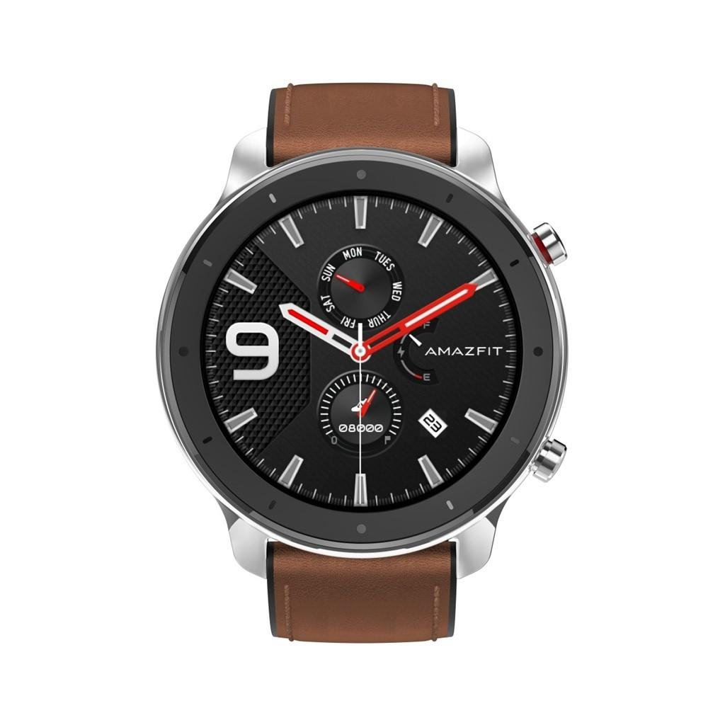 Xiaomi Huami Amazfit GTR 47 mm Stainless steel nerezova ocel chytré hodinky uvodka 1