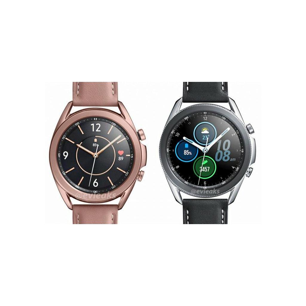 SAMSUNG Galaxy Watch3 45mm SM R850 chytré hodinky