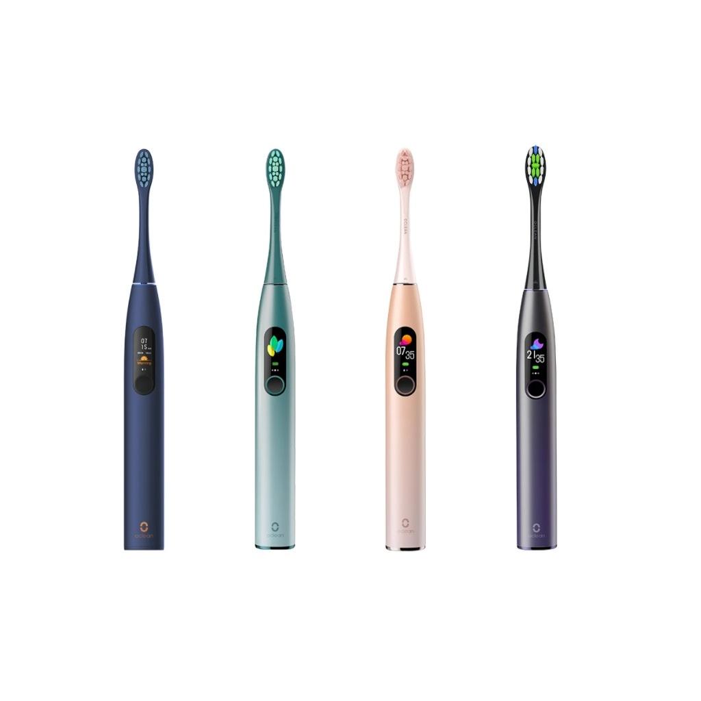 Xiaomi Oclean X Pro - elektrický zubní kartáček