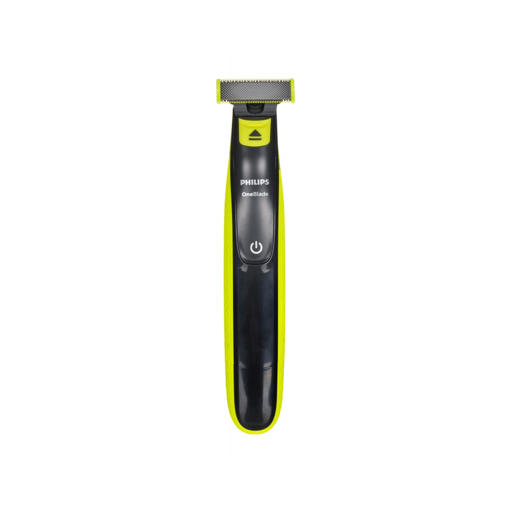 philips oneblade qp2520 20 beard trimmer wet dry charcoal lime