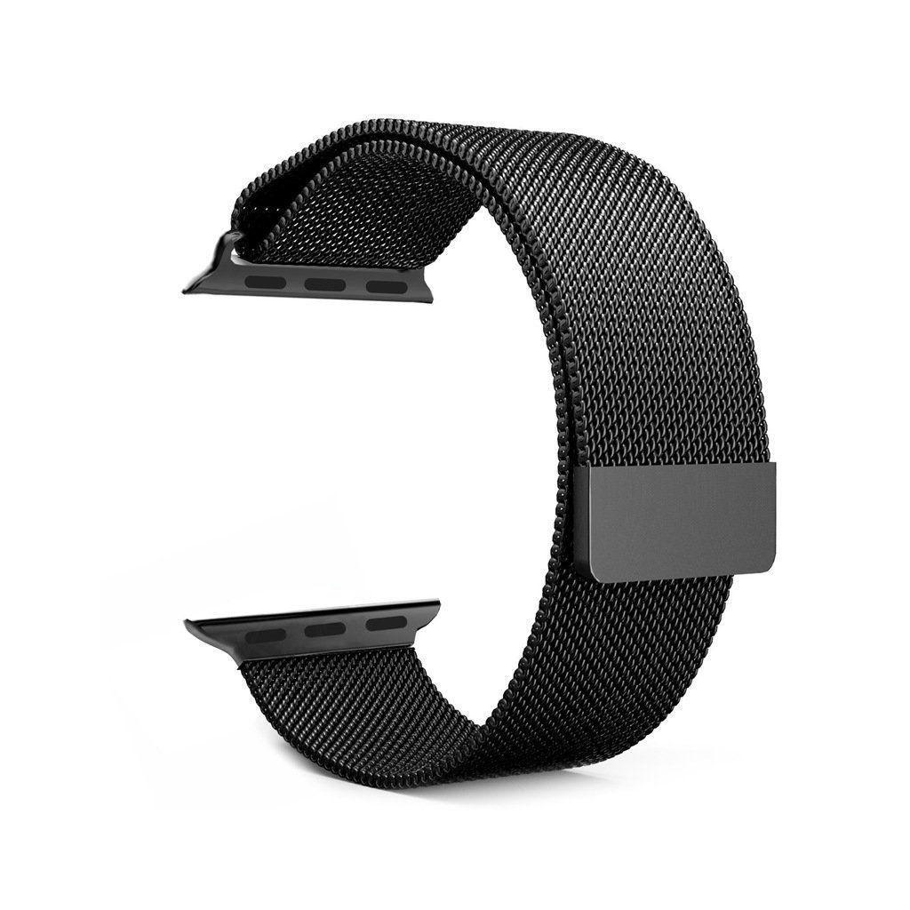 Kovový řemínek Milánský tah pro hodinky Apple Watch 40mm