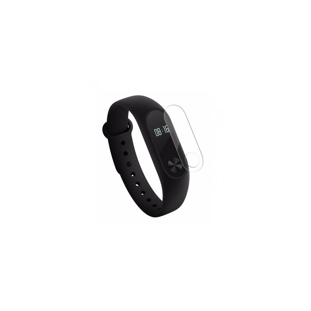 ochranná fólie proti poškrábáni Xiaomi Mi Band 2, kryt sklíčko náramek na displej