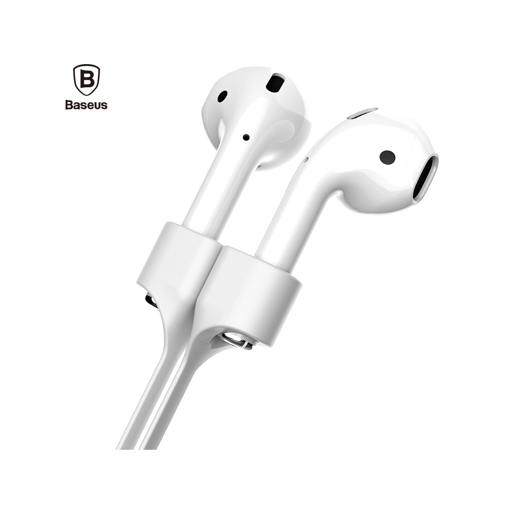 Baseus Headphone Earphone Strap For Apple Airpods Anti Lost Strap Magnetic Loop String Rope For Air
