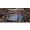 XIAOMI LEATHER WALLET - KOŽENÁ PENĚŽENKA stylová odolná pravá kůže kvalitní materiál černá hnědá kůže pánská istage