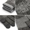 Xiaomi Touch Winter Gloves Chytré rukavice gray recenze