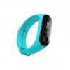 Xiaomi Mi Band Strap 3 náhradní náramek tyrkysová