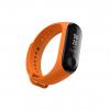 Xiaomi Mi Band Strap 3 náhradní náramek orange oragovy