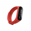 Xiaomi Mi Band Strap 3 náhradní náramek červená red červený