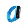 Xiaomi Mi Band Strap 3 náhradní náramek blue modra modry