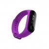 Xiaomi Mi Band Strap 3 náhradní náramek fialová filový purple