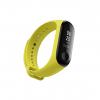 Xiaomi Mi Band Strap 3 náhradní náramek žlutý žlutá yellow