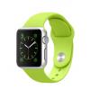 Sport Band 42mm zelený / Sportovní pásek pro Apple Watch 42mm