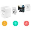 Xiaomi Smart Socket Plug Zigbee - Chytrá zásuvka hub gate brána wifi vzdálené ovládání istage xiaomimarket  cena