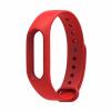 xiaomi mi band  strap 2 náhradní náramek pro chytré hodinky  červený