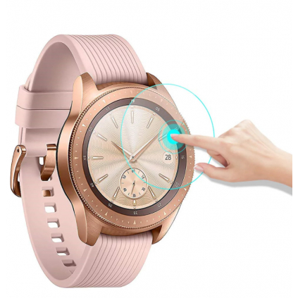 Ochranné tvrzené sklo pro SAMSUNG GALAXY Watch SM-R810 (42 mm)