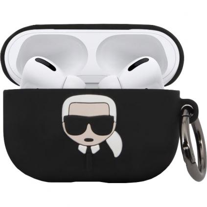 Karl Lagerfeld Pouzdro pro Apple Airpods PRO