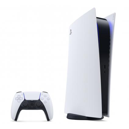 Playstation 5 Digital Edition Herní konzole